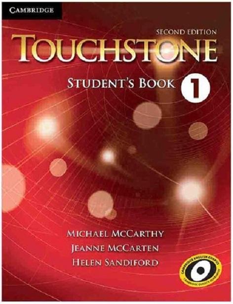کلاس خصوصی Touchstone 1 آقای مجیری-۳۰۳