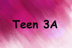 دوره Teen 2 Teen 3A آموزشگاه زبان سپهر