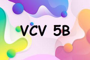 دوره vcv 5b