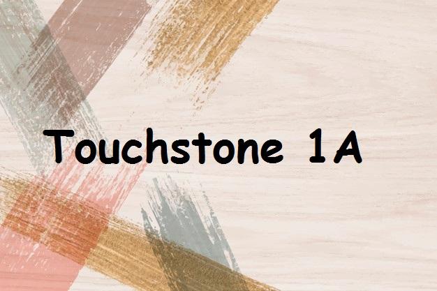 دوره Touchstone 1A آموزشگاه زبان سپهر