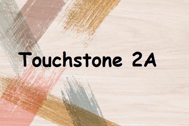 دوره Touchstone 2A آموزشگاه زبان سپهر