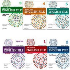 دوره American English File 1 آموزشگاه آوید