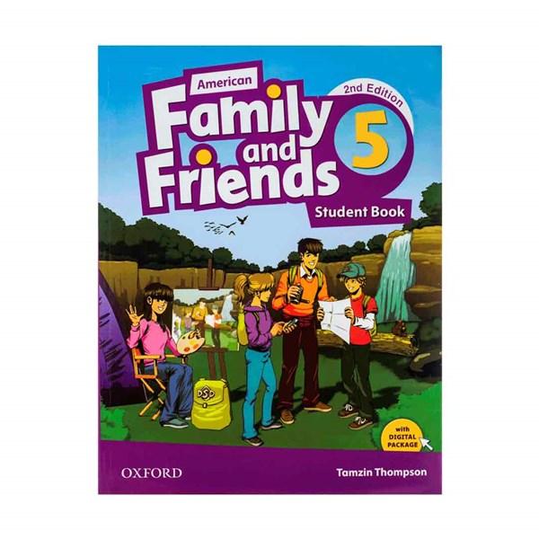 Family and friends 5c خانم تارازی(آموزشگاه زبان پرواز)