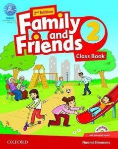دوره Family 2B آموزشگاه فروغ دانش- ۵۰۴۲
