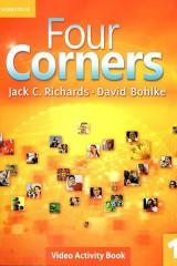 دوره ی four corners  1B اموزشگاه پردیس مهر