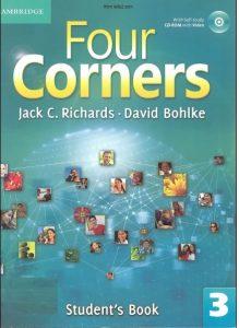 دوره ی four corners 3B اموزشگاه پردیس مهر