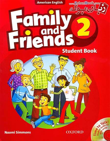 دوره ی family 2A اموزشگاه پردیس مهر