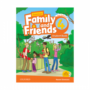 دوره  (FAMILY AND FRIENDS(4B (خانم تارازی)- ۵۰۱۵