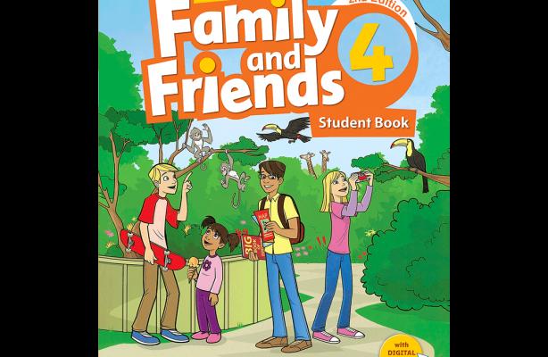 FAMILY AND FRIENDS *4*Cخانم تارازی آموزشگاه پرواز- ۵۰۳۹
