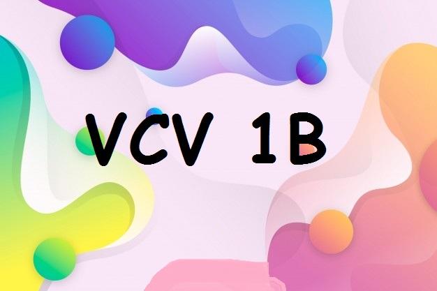 دوره vcv 1b