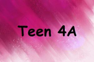 دوره Teen 2 Teen 4A آموزشگاه زبان سپهر