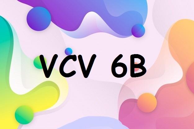 دوره vcv 6b