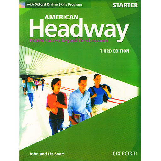 headway starter- Sadraenglish