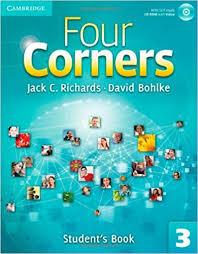 دوره ی four corners 3c اموزشگاه پردیس مهر