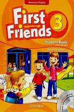 First FRIENDS 3*A خانم عباسی آموزشگاه پرواز- ۵۰۳۸