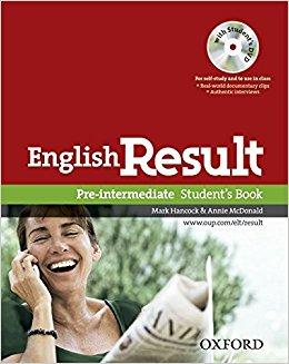 دوره A و B از کتاب Pre intermediate English result – 5013